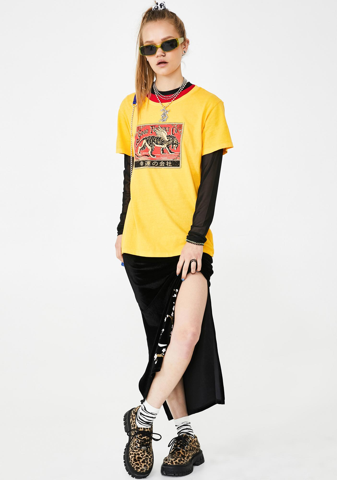 Desert Dreamer Good Fortune Co. Graphic Tee