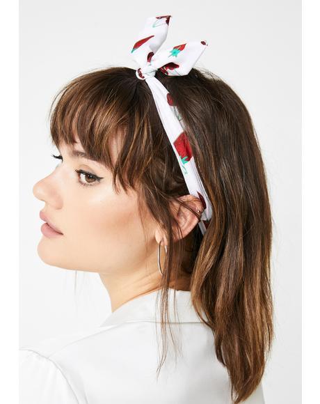 Stay Fresh Berry Headband