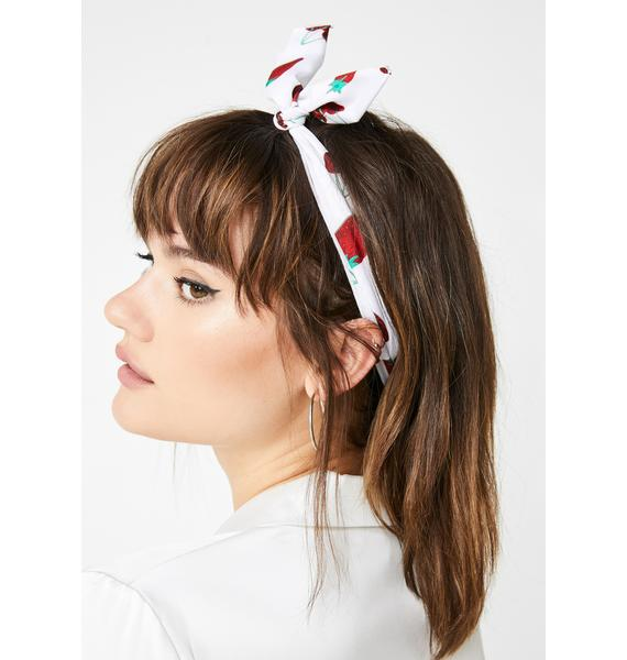 Stay Fresh Berry Headband