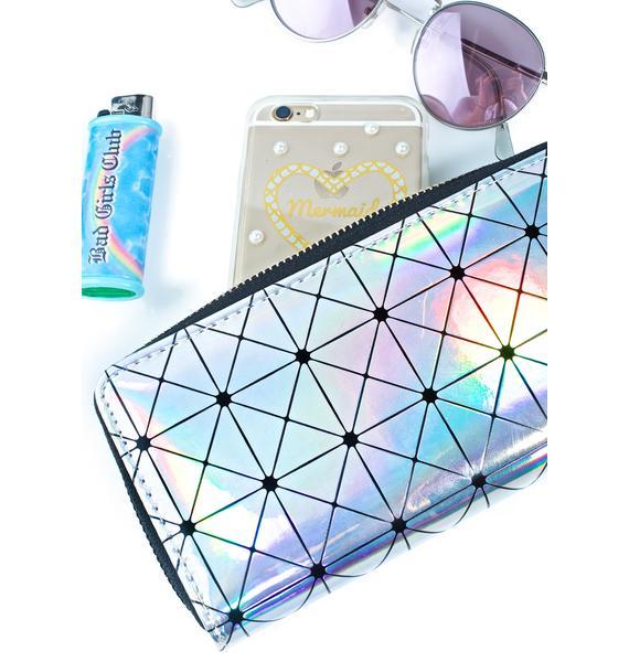 Warp Holographic Wallet
