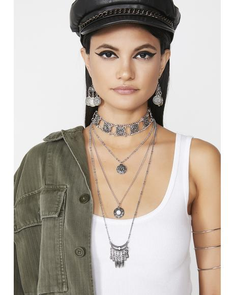State Of Dreaming Layered Necklace