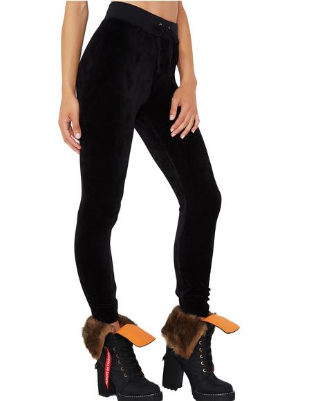 Velour Rodeo Drive Leggings