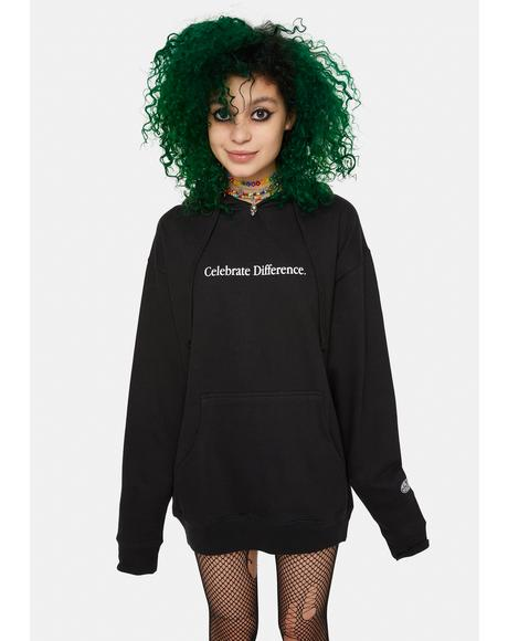 Celebrate Difference Hoodie
