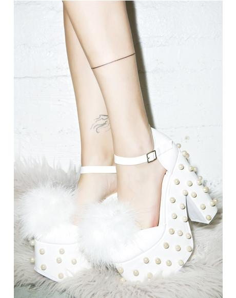 Sirene Platform Heels