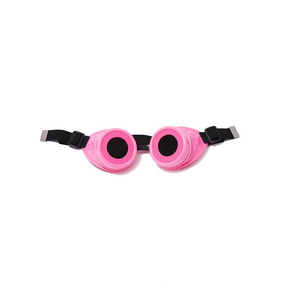 Bubblegum Visions Goggles