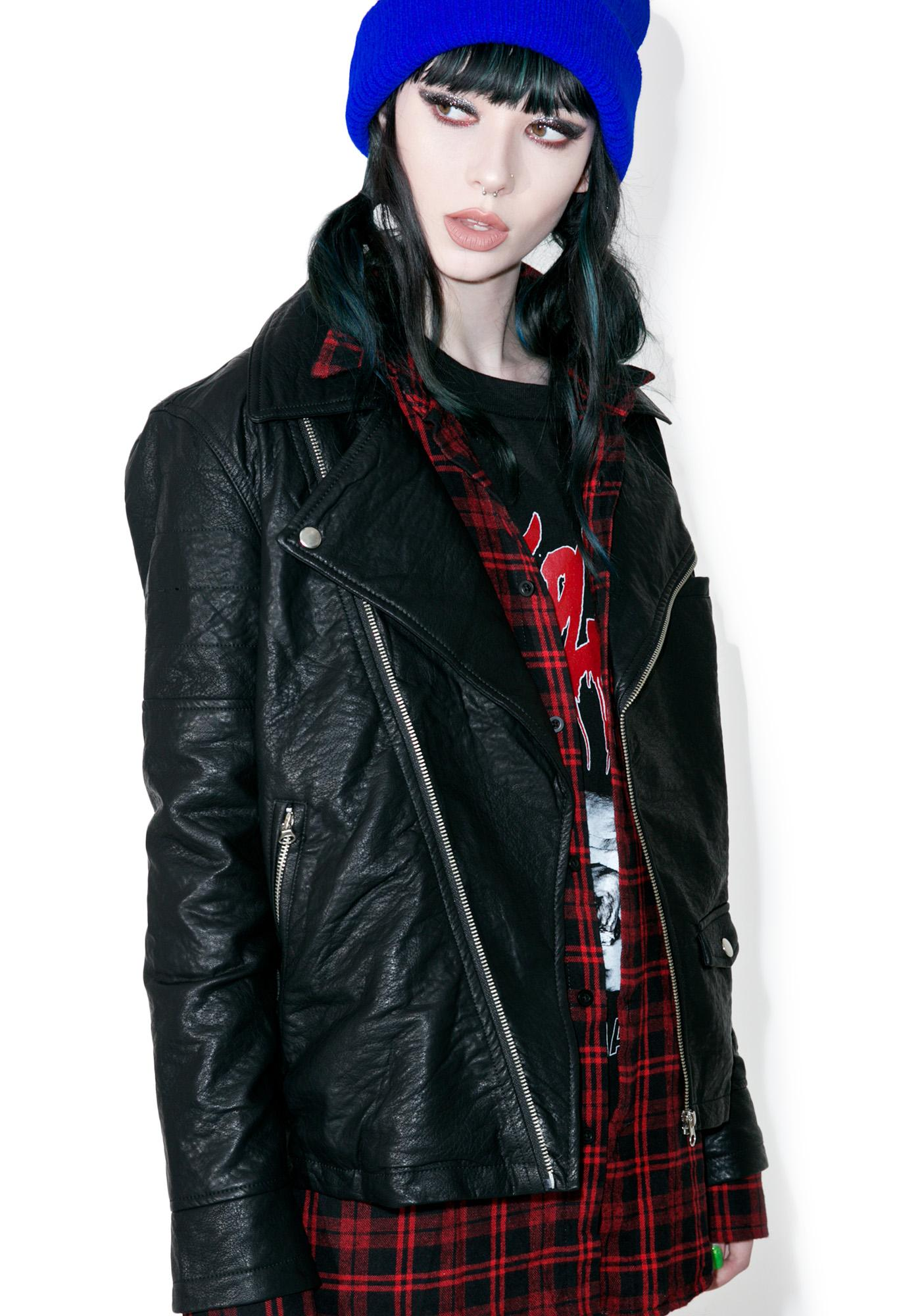 Heretic Moto Jacket
