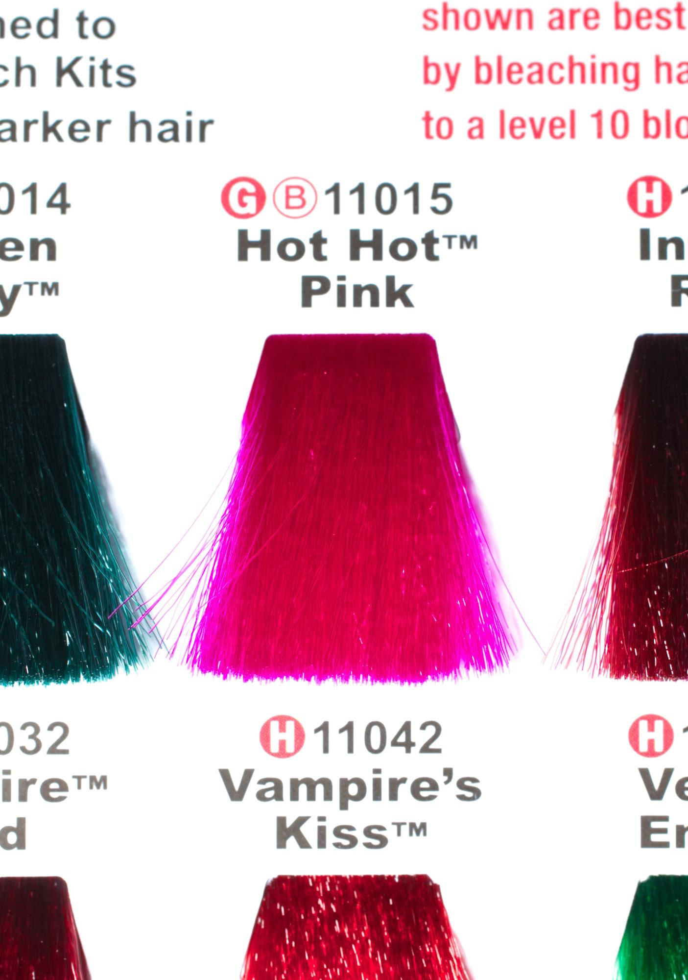 Manic Panic Hot Hot Pink Classic Hair Dye Dolls Kill