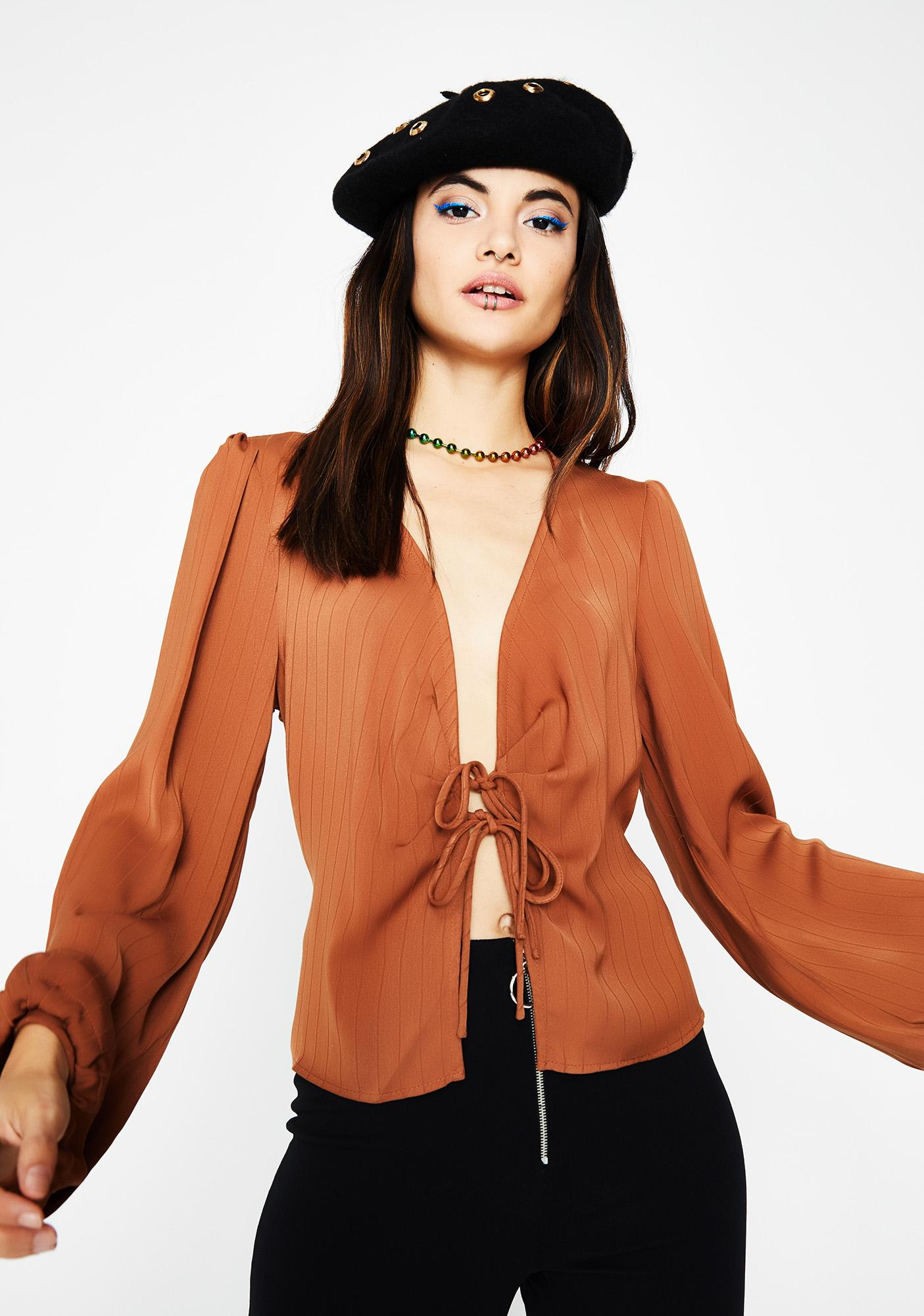 Empowered Babe Blouse