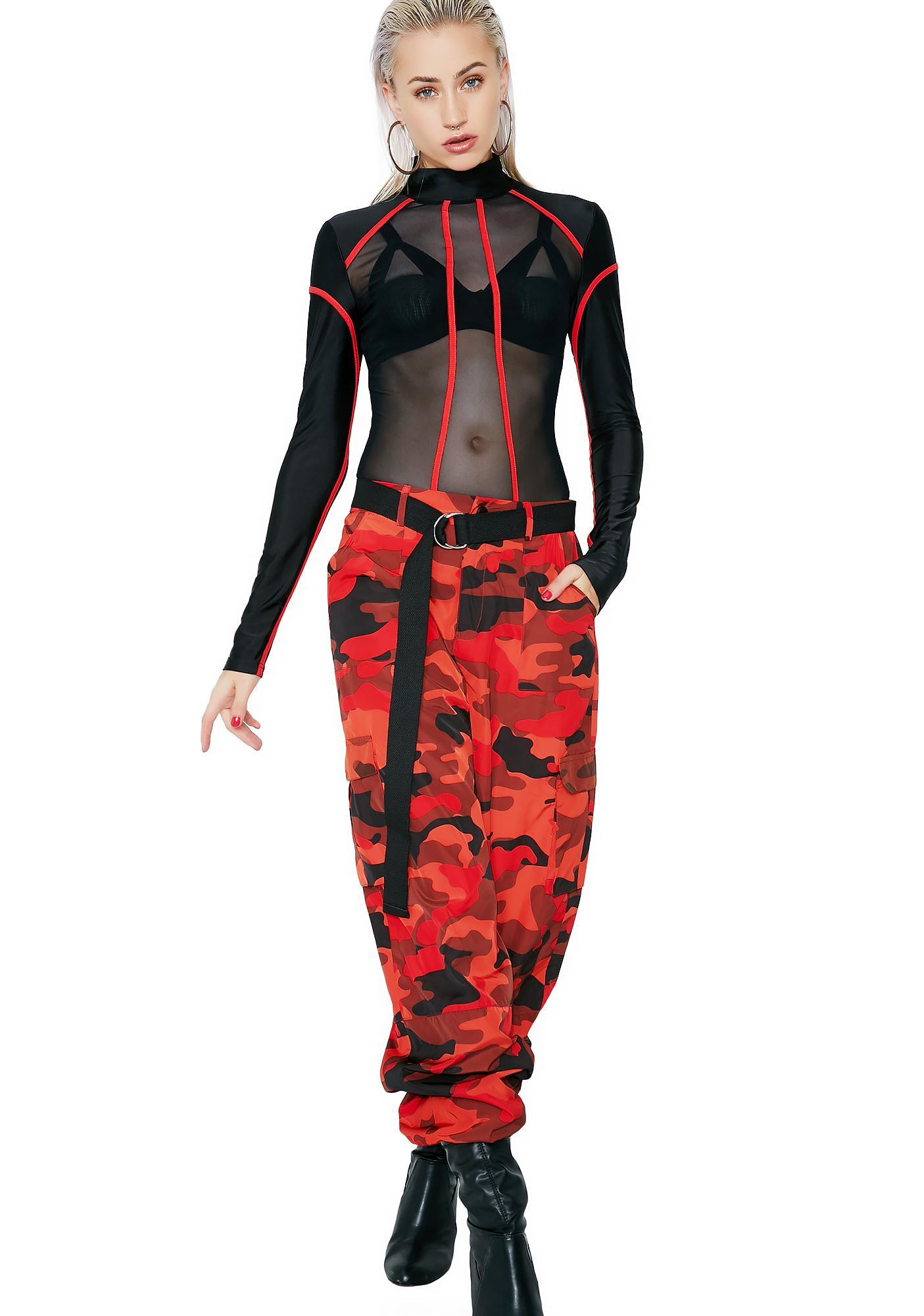 I AM GIA Phoenix Bodysuit