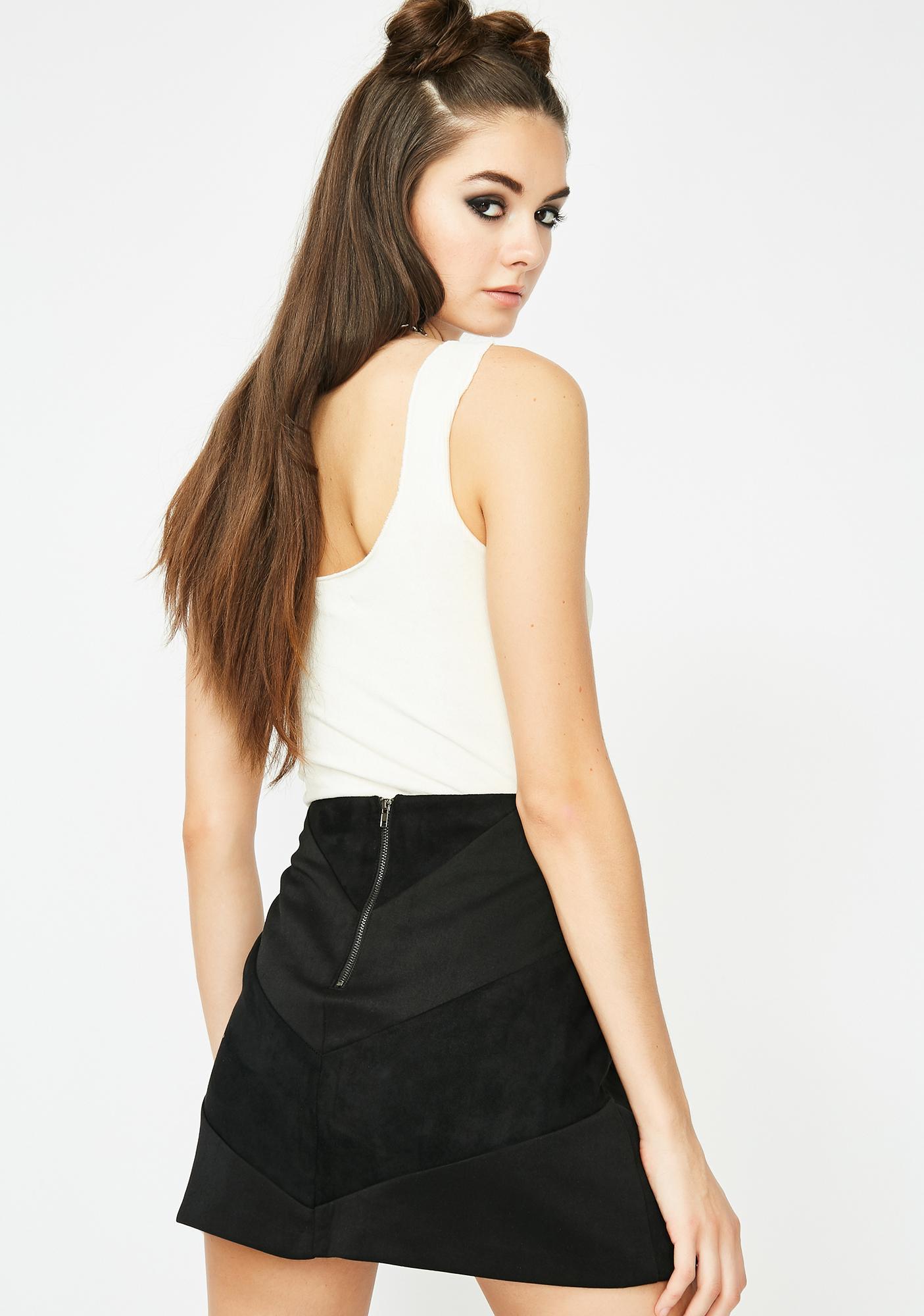 Bad Seed Mini Skirt