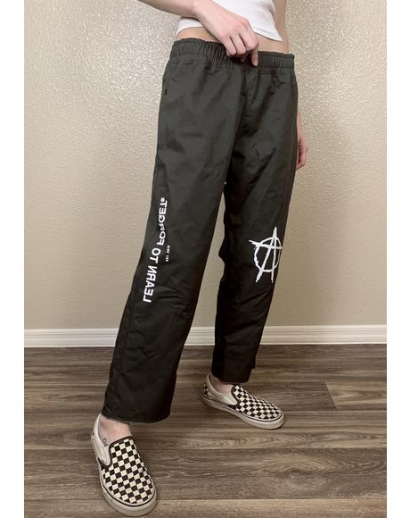 Anarchy Logo Chino Pants