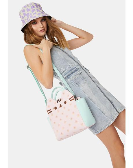 Pusheen Donut Cosplay Crossbody
