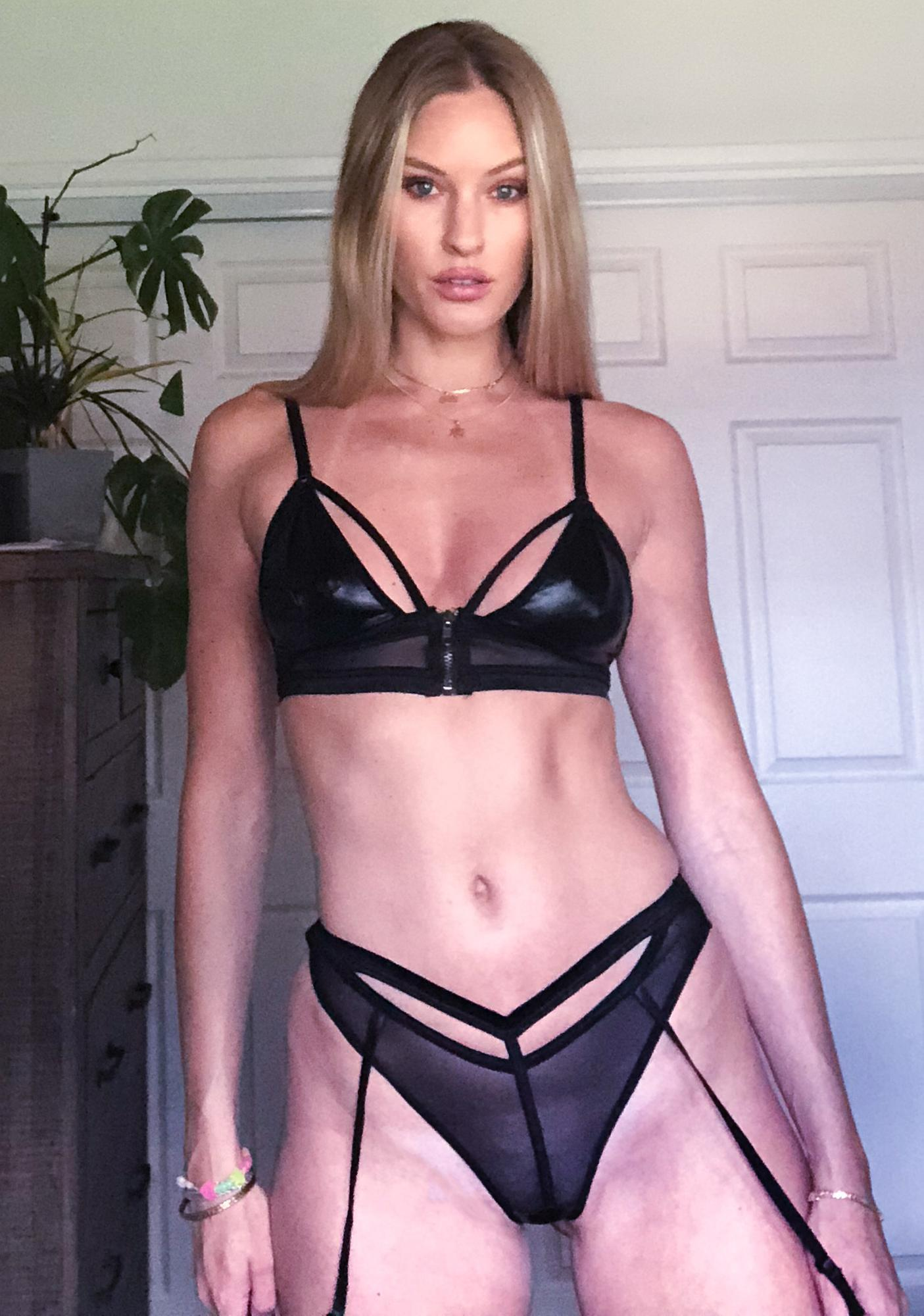 Just Out Of Reach Bra Set