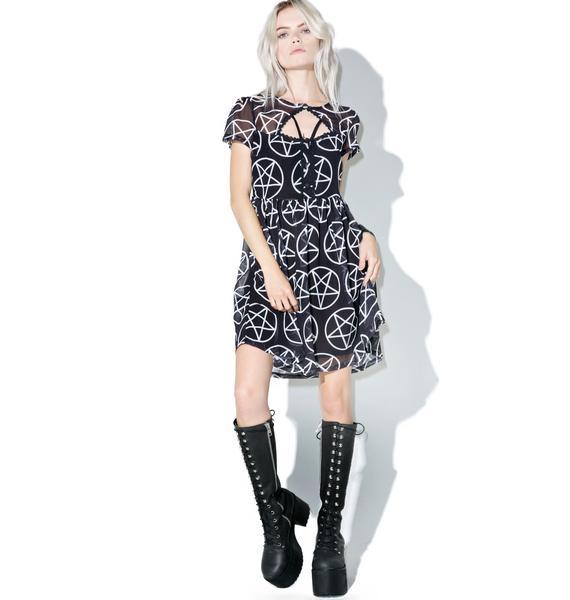 Killstar Hayley Hex Dress