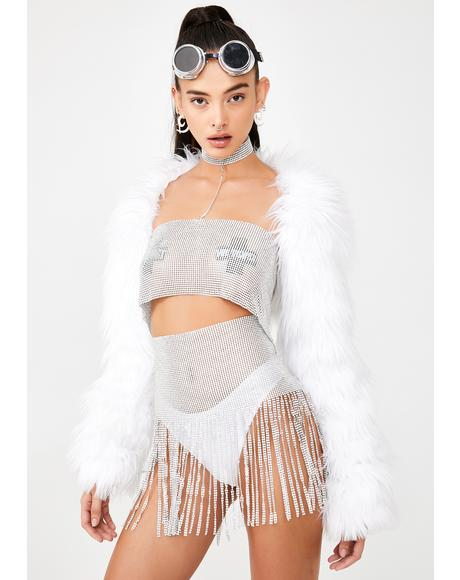 Limitless Luster Skirt Belt