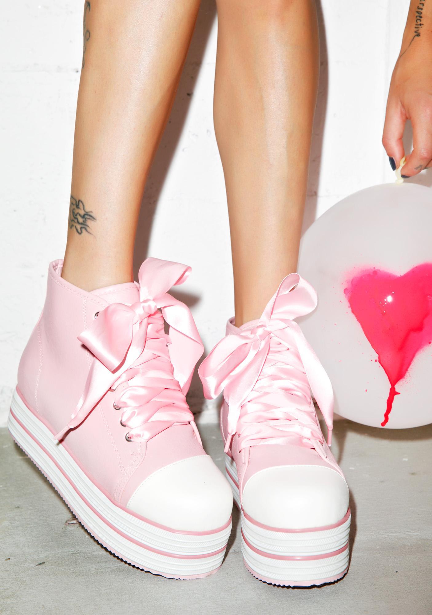 75127c28c8d Y.R.U. Baby Elevation Platform Sneakers