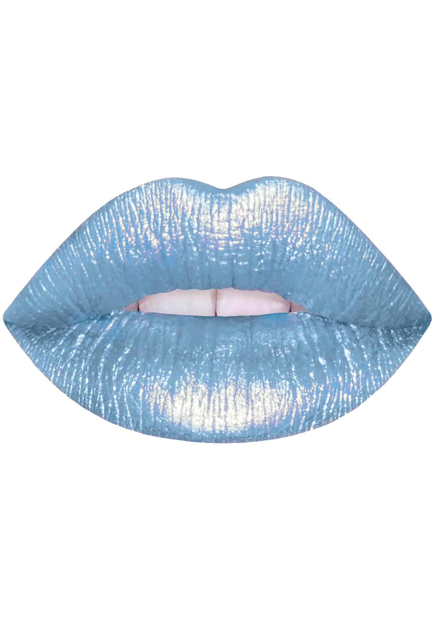 Lime Crime Mermaid's Grotto Metallic Velvetine Liquid Lipstick