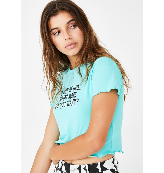 dELiA*s by Dolls Kill Bed Head Baby Tee