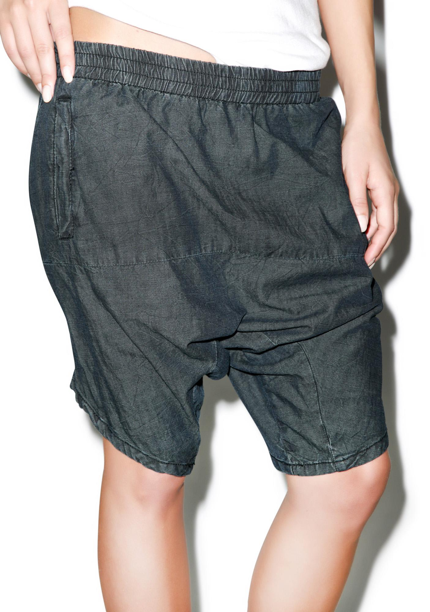 One Teaspoon Calypsos Harem Shorts