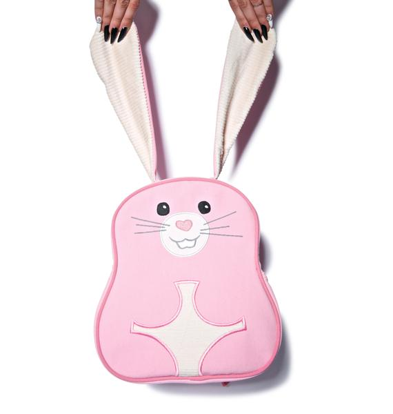Bunny Babe Mini Backpack