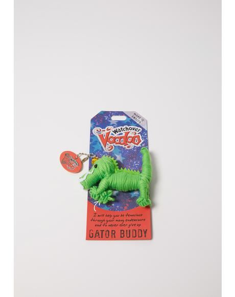 Gator Buddy Voodoo Doll
