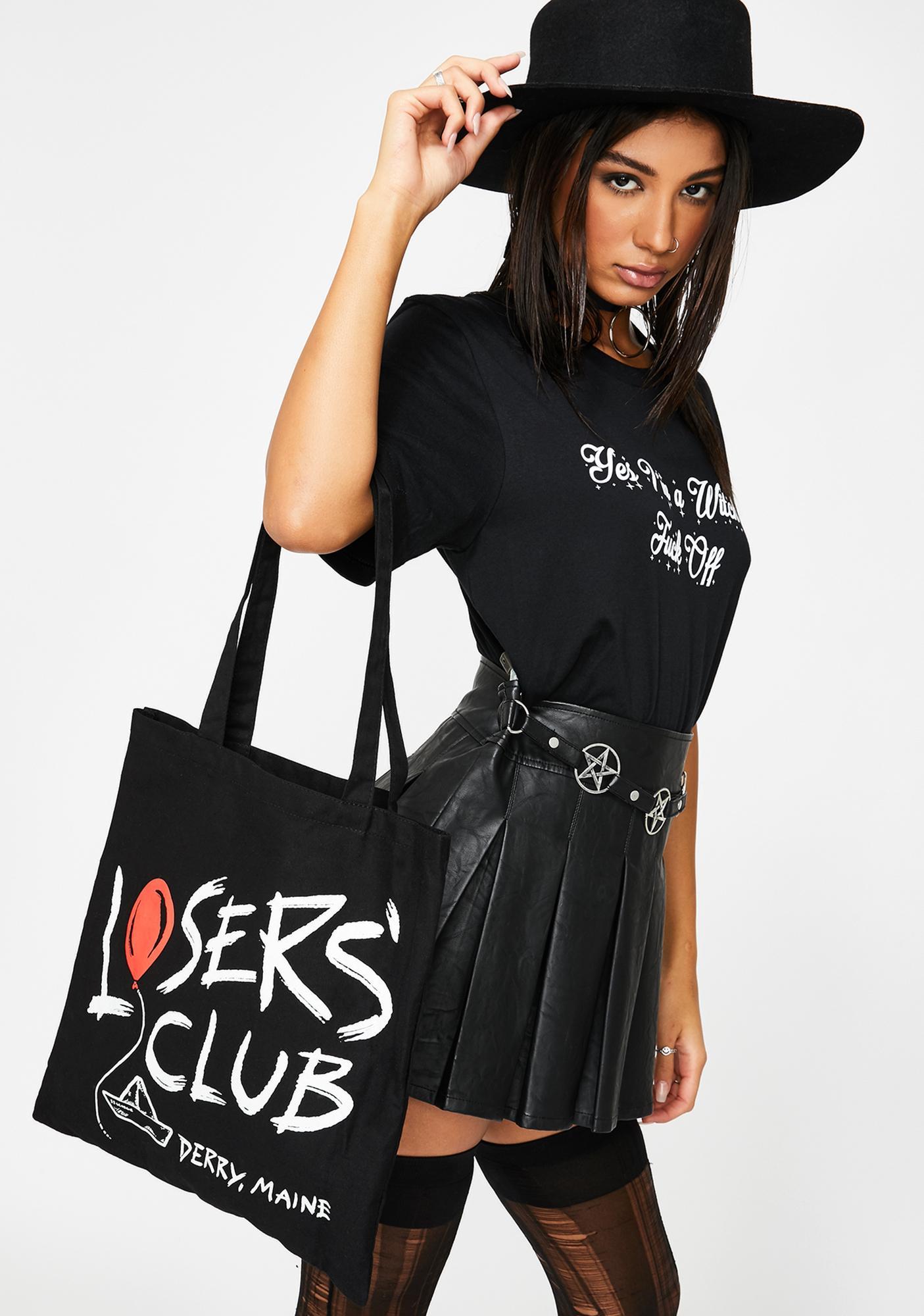 It Losers' Club Canvas Tote
