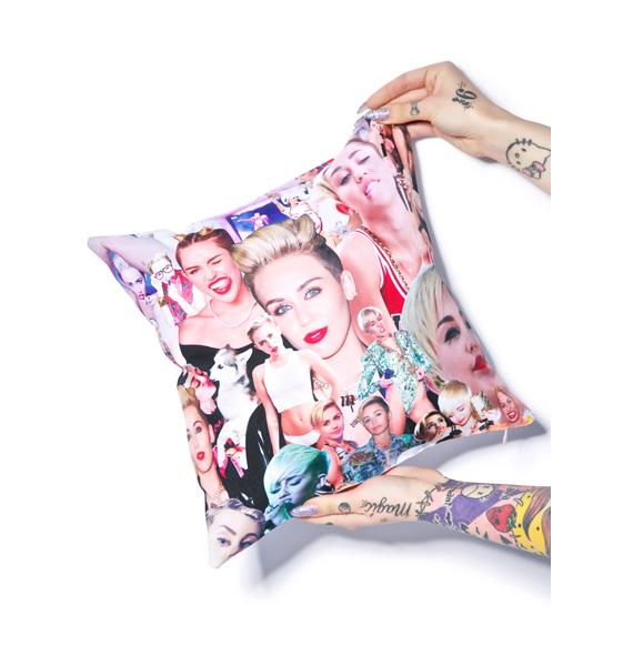 We Can't Stop Pillow