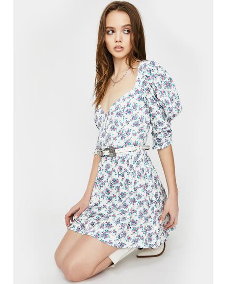 Taggart Floral Mini Dress