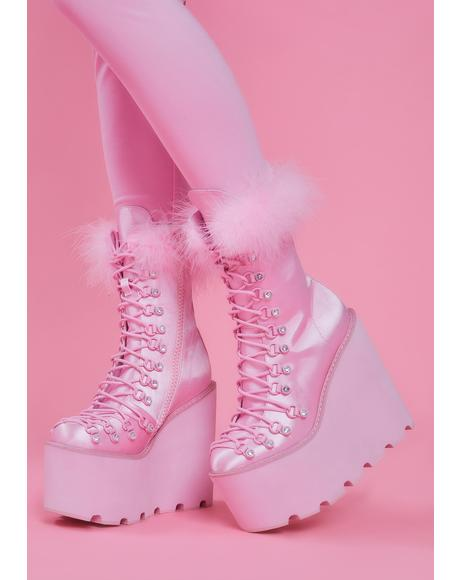 Marabou Traitor Boots