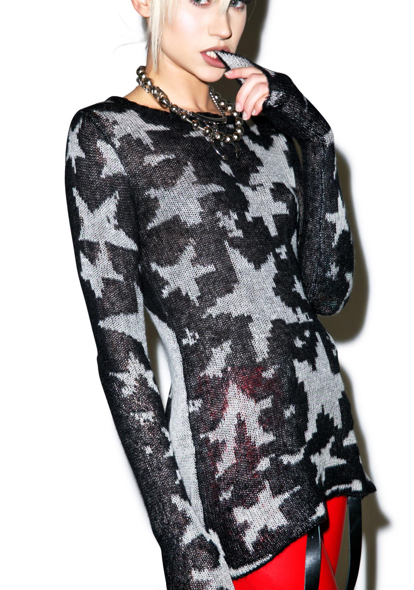Tripp NYC Super Star Sweater