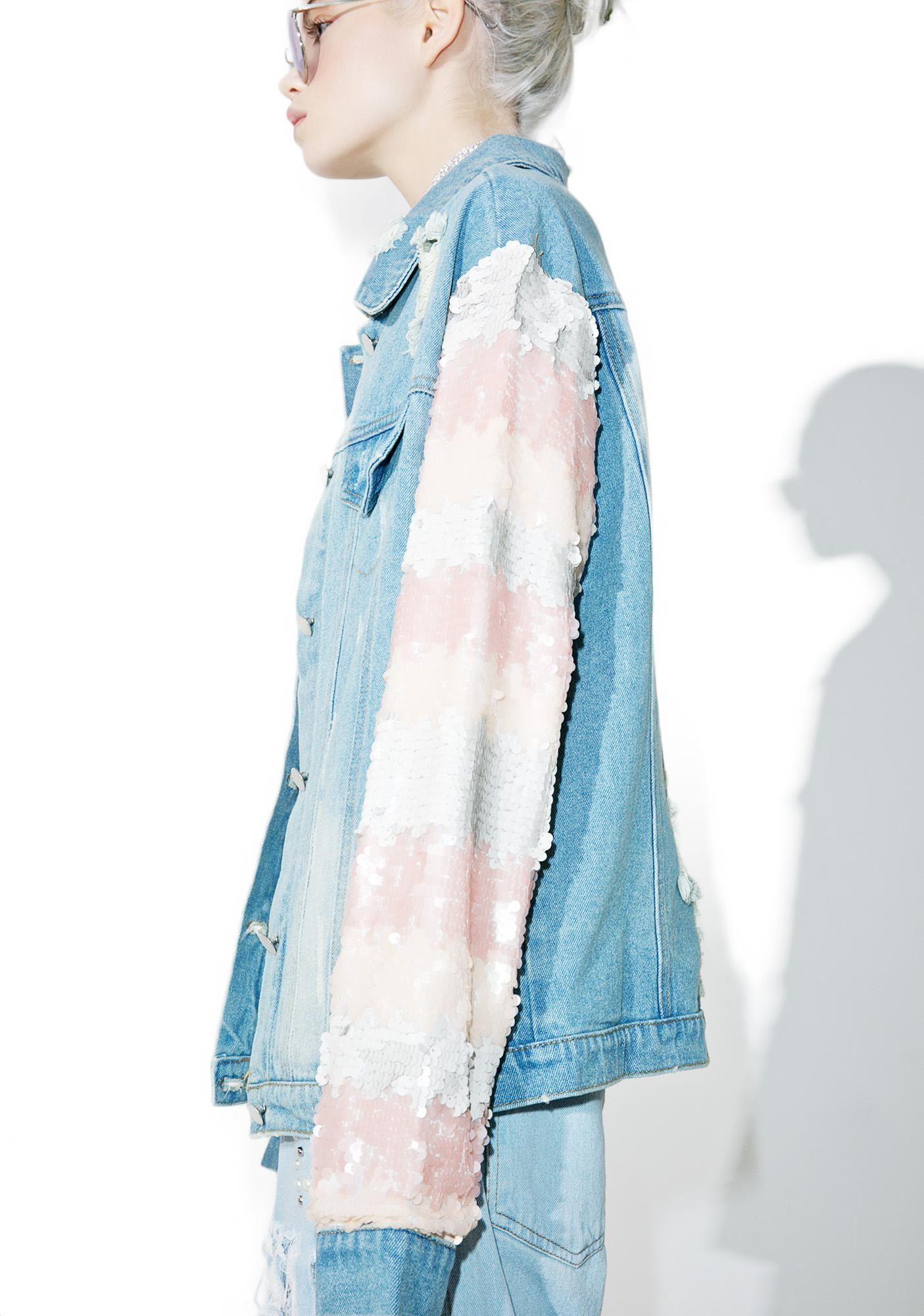 Jem Distressed Jacket