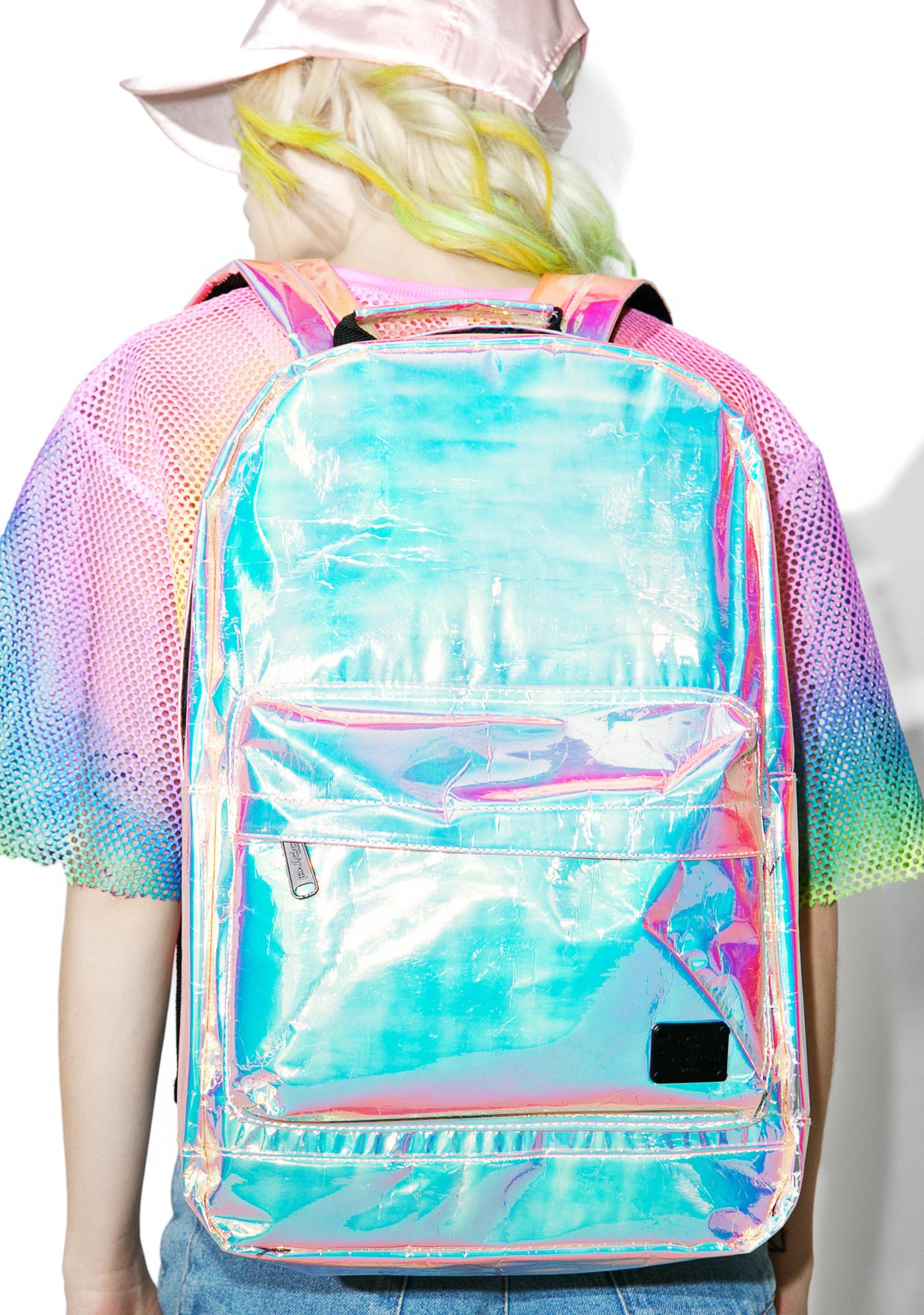 Spiral UK Holographic OG Backpack