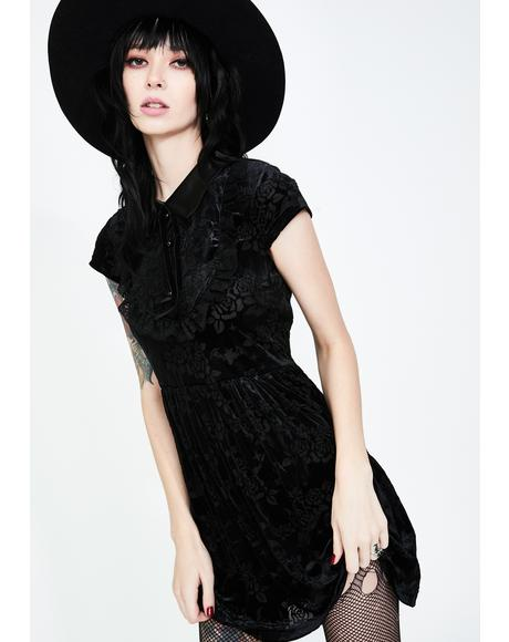 Invoke Me Babydoll Dress