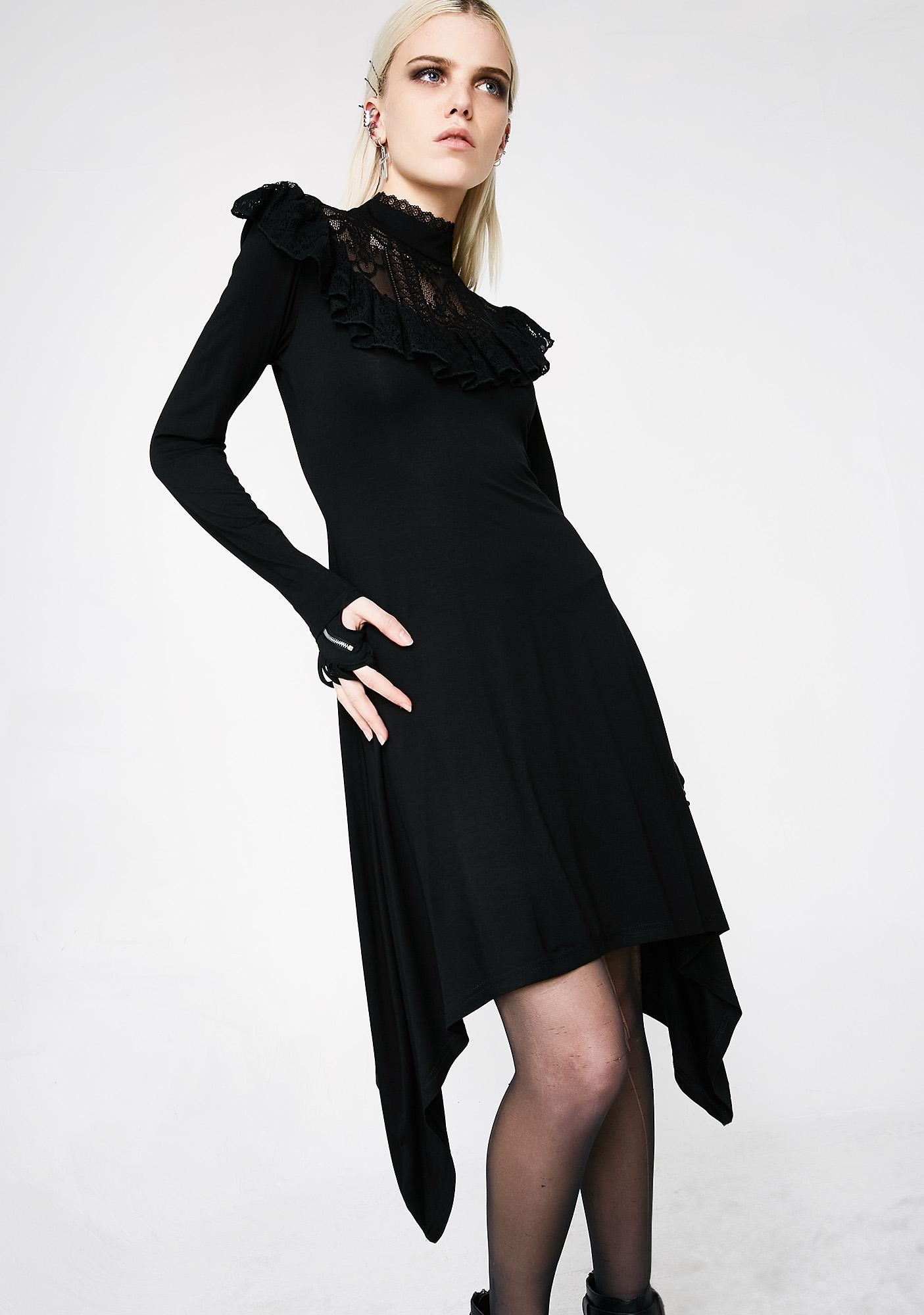6417b9940b0c Killstar Sage Swing Dress | Dolls Kill