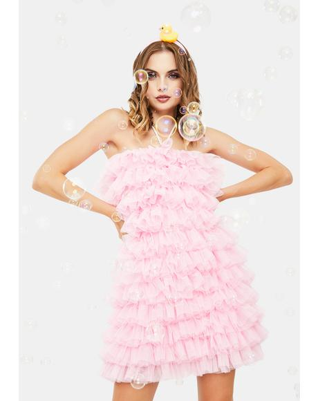 Squeaky Clean Loofa Costume