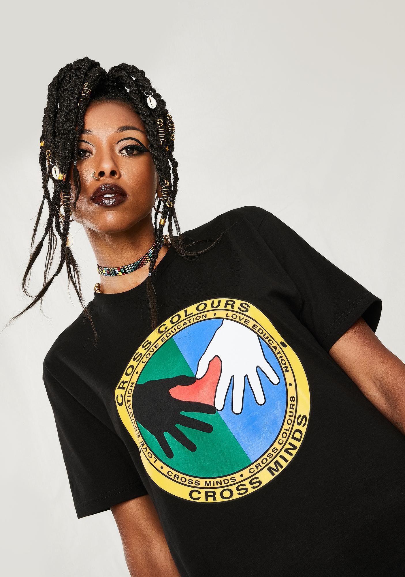 Cross Colours Cross Minds T-Shirt