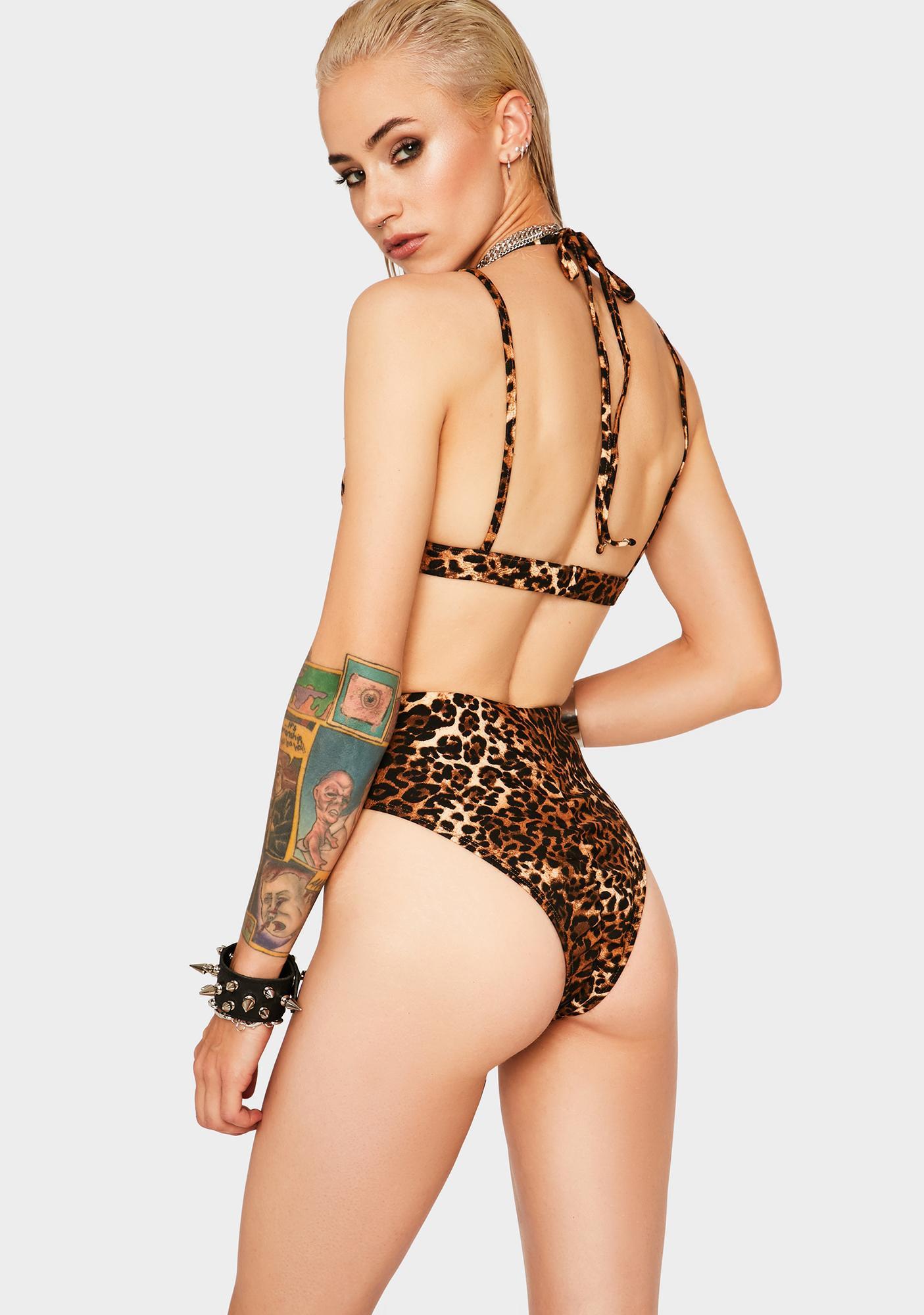 Babe Rawr Bikini Set