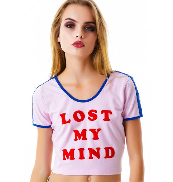 Lazy Oaf Mindful Top