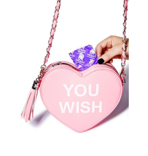 Sugar Thrillz You Wish Crossbody Bag