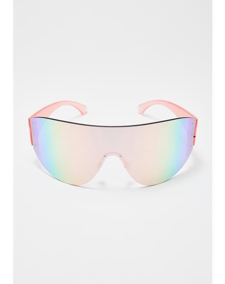 Outerlimitz Shield Sunglasses