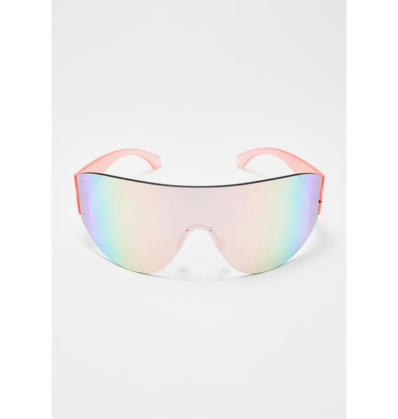 Outerlimitz Shield Sunglasses