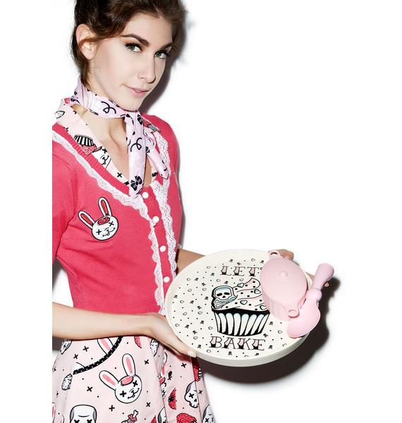 Sourpuss Clothing Let's Bake Platter