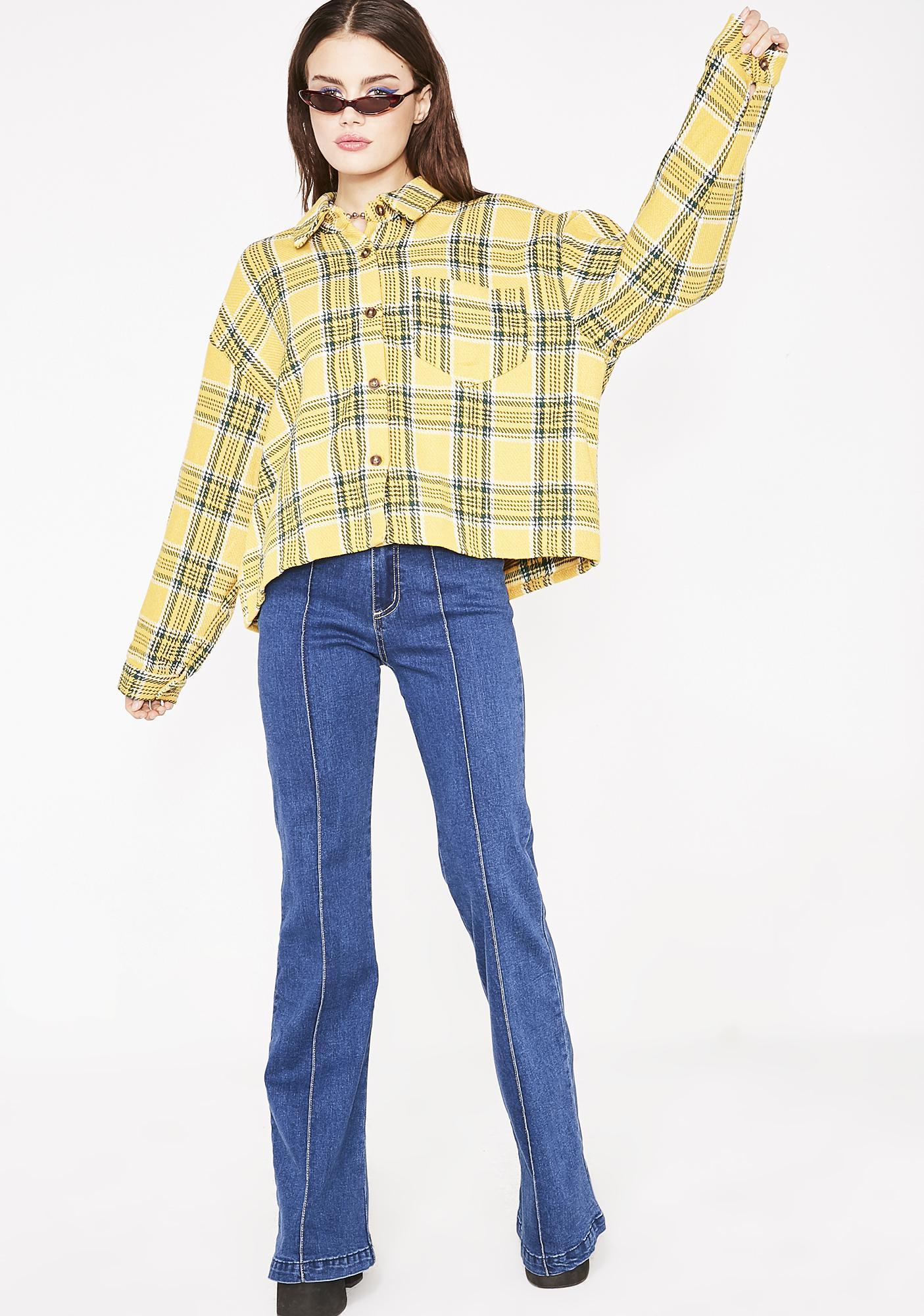 Sun Daze Flannel Shirt
