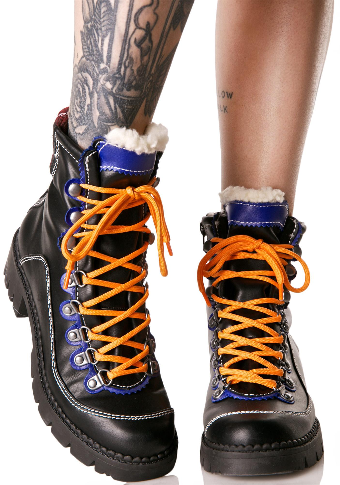 Lust For Life Alps Lace-Up Hiking Boots