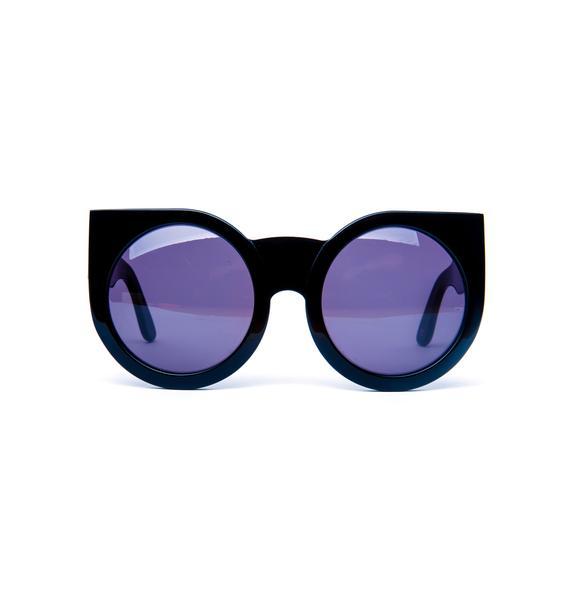Wildfox Couture Granny Sunglasses