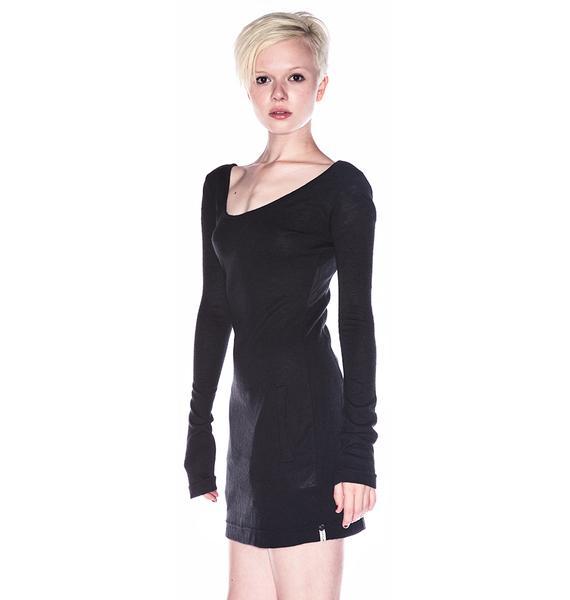 One Teaspoon Fascination Street Fitted Dress