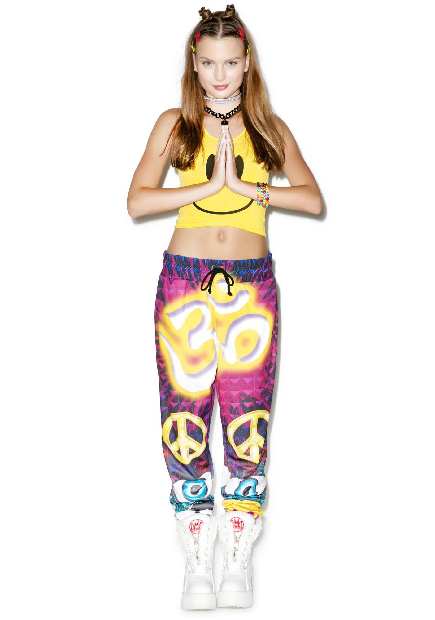 Spiritual Graffiti Sweatpants