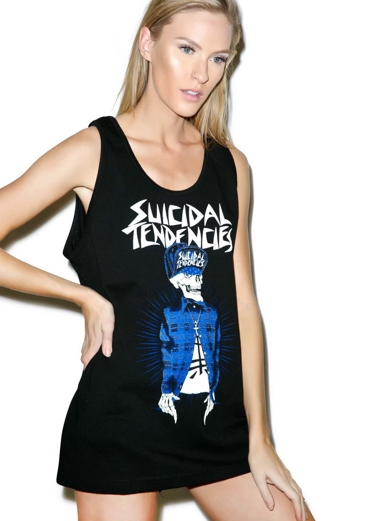 Suicidal Tendencies OG Dude Tank Top
