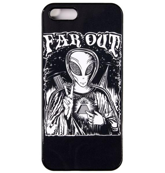 Disturbia Far Out iPhone 5 Case