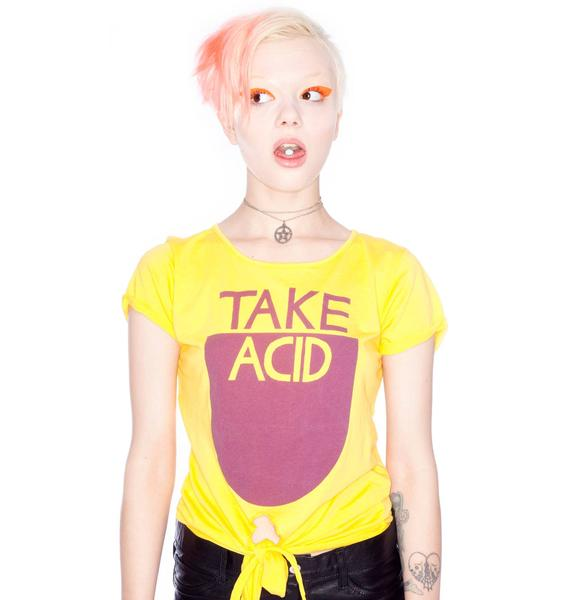Take Acid Super Tee